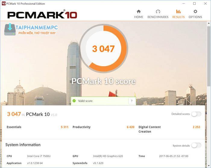 pcmark 10 2.0.2115 professional 2