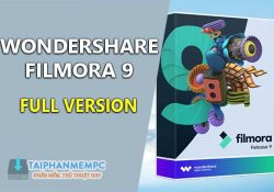 Wondershare Filmora 10.1.2.1 + Effects Packs – Biên tập video trên PC