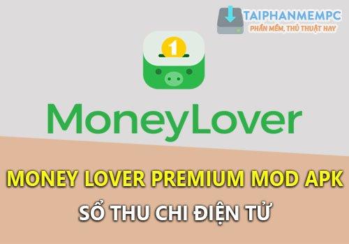 money lover premium mod apk