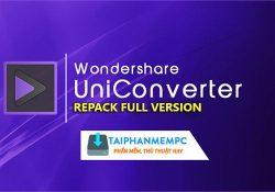 Wondershare UniConverter 11.2.0.228 – Convert video chuyên nghiệp