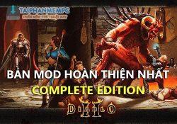 Tải Diablo 2 Complete Edition + Custom – Bản MOD hoàn thiện đỉnh nhất