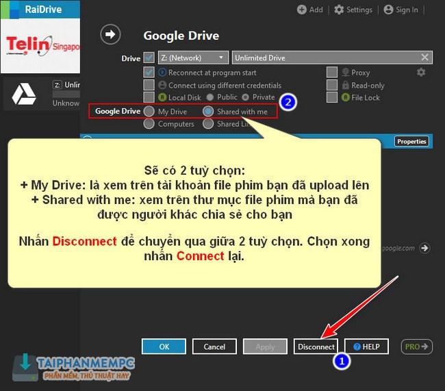 xem phim google drive tren may tinh 2