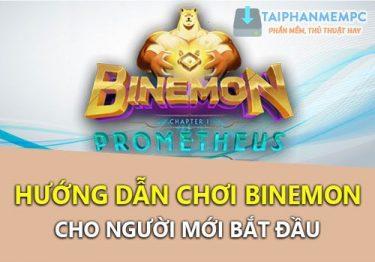 Hướng dẫn cài đặt và chơi Axie V2 – Binemon cho người mới bắt đầu